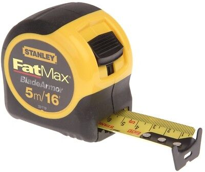 Stanley Fat Max Tape 5M/16Ft 0 33 719