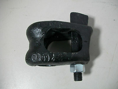 Cultivator Clamp with Wedge Bolt and Nut Farmall Super A, 100, 130, 140 Tractors