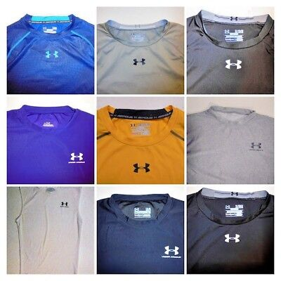 ccdd5a2a9 MEN'S UNDER ARMOUR Compression Shirts-All sizes-Click SIZE for list ...