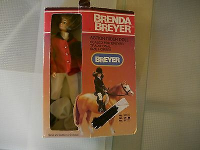 Action Rider  BRENDA BREYER NO. 511 1991 New in Box See pictures for details