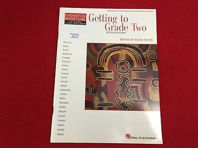Getting To Grade Two - Second Edition - Elissa Milne - Book -