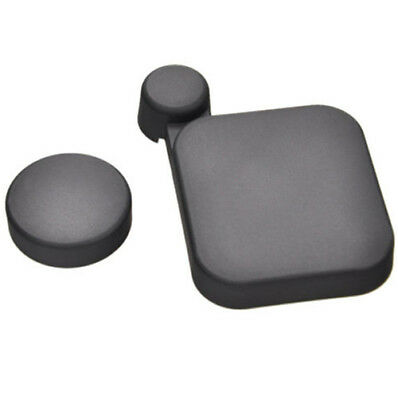 Camera Lens Cap Cover+Housing Case Protector for Gopro HD Hero 3 Accessory New