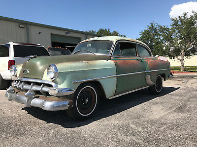1954 Chevrolet Bel Air/150/210  1954 chevrolet