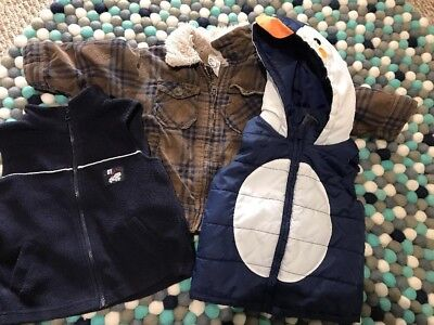 Baby Boys Winter Pack Size 1