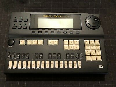 Yamaha QY300 QY 300 Music Sequencer Brand New Floppy Drive MIDI