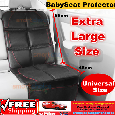 Car Baby Seat Protector Baby Seat Mat Cover PU Leather Car Seat Cover Seat Cover