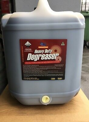 Chemicals R Us Heavy Duty Degreaser, 20LT.