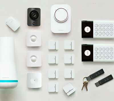 The Dad's Pick 19 Pieces - Wireless Home Security System NEW Version 2018