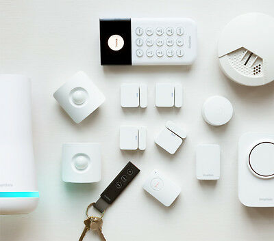 The Haven 14 Pieces - Wireless Home Security System NEW Version 2018