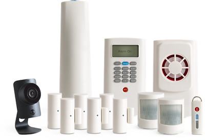 The Beacon 13 Pieces - Wireless Home Security System NEW Version 2018