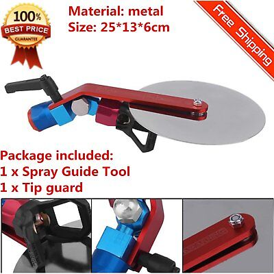 Universal Airless Paint Spray Gun Guide Accessory Tool for Titan Wagner Graco GN