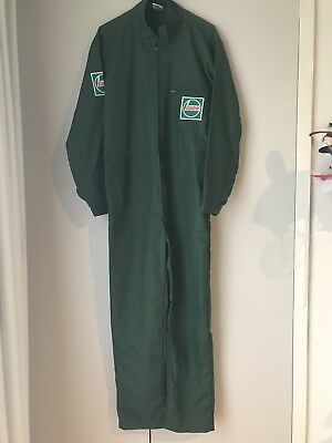 Adult Unisex Castrol Overalls Vintage Brand New Size Small