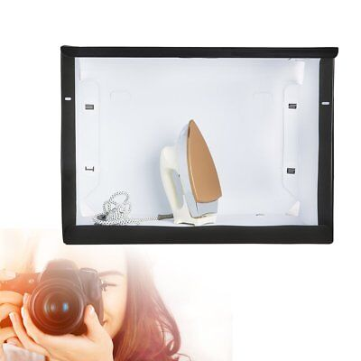 Mini Photo Tent LED Lights 50cm Photography Light Box Photography Studio Set CH