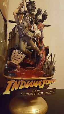 Indiana Jones and The Temple of Doom - Artfx - Diorama Statue Kotobukiya 2008