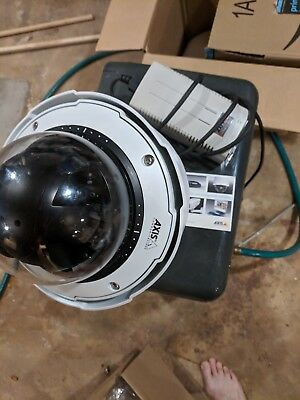 Axis Communications Q6042-E 0560-001-02 PTZ Dome Network Camera 36X outdoor