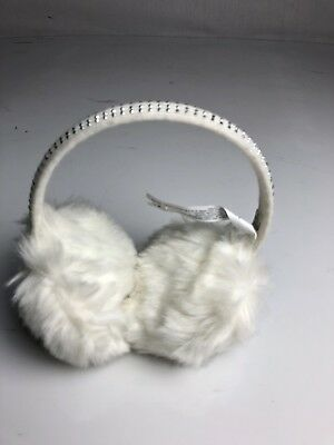 Aeropostale Women's Ear Muffs with earphone compartment pre-owned free shipping