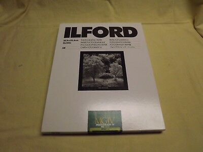 Ilford Multigrade IV  FB  Matte Paper (11 x 14 In., 50 Sheets) MGF.5K SEALED