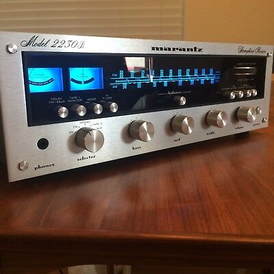 Marantz 2230b stereo receiver Updated LED lights Excellent Working Condition.