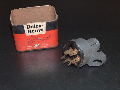 1959 Oldsmobile 88 98 Genuine GM NOS Delco Remy Ignition Switch