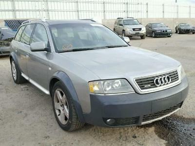 Allroad -- 2003 Audi allroad  166,000 Miles  Sport Utility V6 Cylinder Engine 2.7L/163 Auto