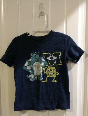 Disney Jumping Beans Short Sleeve Shirt Size 4T Toddlers