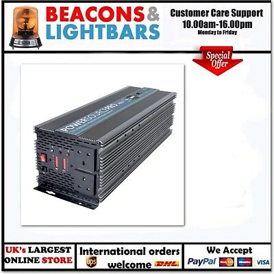 Ring Automotive 4000 Watt 12v Modified Sine Inverter JFPN: RINVM4000