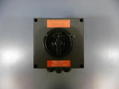 Stahl 7537/2-303 Safety Switch NEW