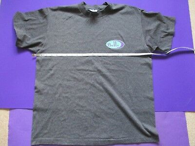 Belly 4AD ORIGINAL 1993 PROMO T SHIRT logo indie breeders throwing muses donelly