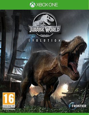 Jurassic World Evolution XBOX ONE Pre Order 3rd July - NEW & SEALED
