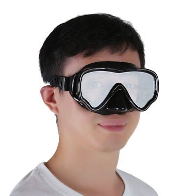 ALOMA Kids Scuba Diving Mask Silicone Snorkel Mask Durable Diving Masks Set SU