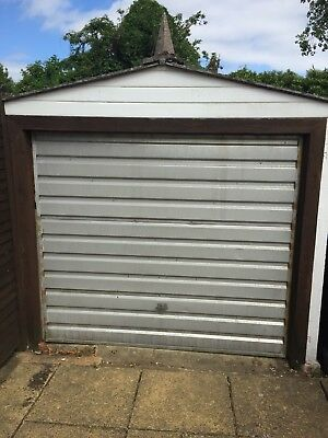 FREE!! Concrete Sectional Garage + I Will Give £20
