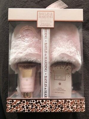 Baylis And Harding Brand New LIMITED EDITION Pink Proseccco Fragrance