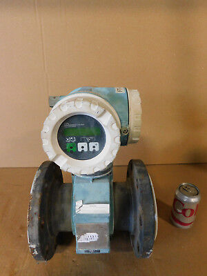 ENDRESS HAUSER PROMAG F 33 Mass Flow Meter & Transmitter 4
