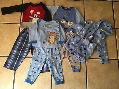 Baby boys 12-18 nightwear bundle!EUC!