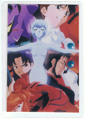 Neon Genesis Evangelion: The End of Evangelion - Sammelkarte zum Film