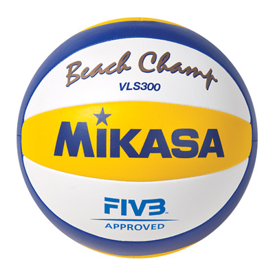 MIKASA VLS300 Official FIVB  Beach Volleyball Outdoor Match Game Ball + FIVB BAG