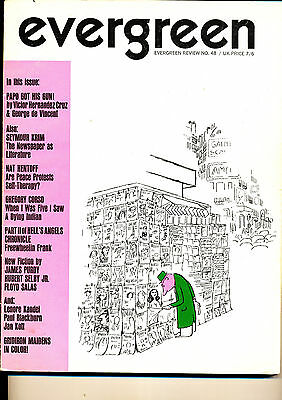 EVERGREEN REVIEW No. 48 - August 1967