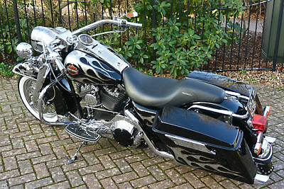 harley davidson road king flhr.  totally immaculate