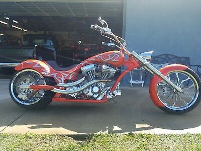 "2007 Harley-Davidson Other  2007 ALL AMERICAN CHOPPERS ""GUNSLINGER"" - ONLY 310 MILES- CLEAR TITLE- MUST SEE!"