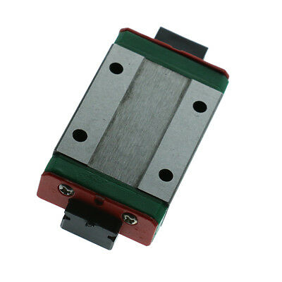 MGN12H Miniature Carriage Block with Linear Rail Guide for CNC 3D Printer