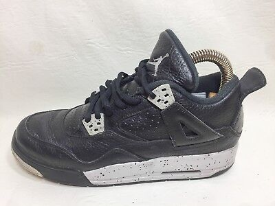 d4a6869735f6fa NIKE AIR JORDAN 4 Retro BG  Oreo  Youth Size 7Y Our 40 -  35.00 ...