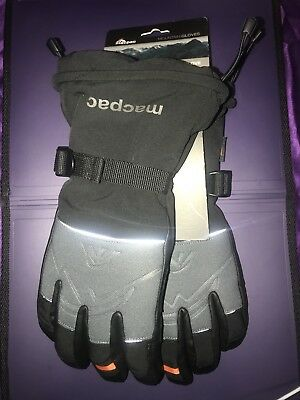 Macpac Powder Event Snow Gloves Large BNWT FREE POSTAGE!