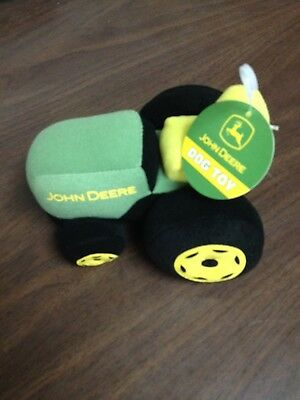 John Deere: Large Pet Cap/ Hat or Tractor Stuffed Toy