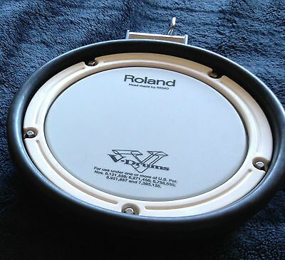 Roland PDX-6  Electronic V Drum Mesh Dual Zone Trigger Pad