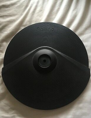Roland CY-8 10 Inch  Electronic V Drum Cymbal