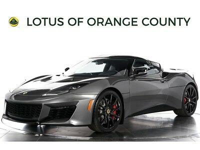 """Evora 400 """"NEW FROM FACTORY"""" 2017 Lotus Evora 400 - NEW FROM FACTORY, LEATHER PACK, BLACK PACK"""