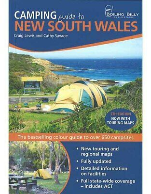Camping Guide To New South Wales (Nsw)