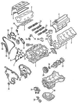 Nissan B14 Engine Specs