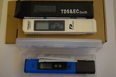 Pancellent TDS EC & Temperature Water Test Meter Drinking & Aquariums - New