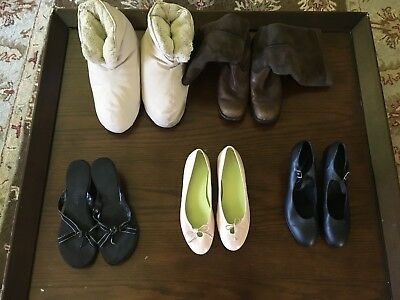 Lot of women's shoes size 8.5